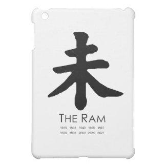 Year of the Ram iPad Mini Cover