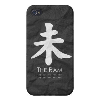 Year of the Ram iPhone 4 Covers