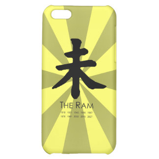 Year of the Ram iPhone 5C Cover