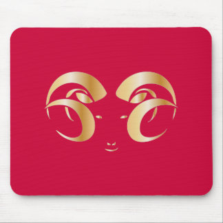 Year of the Ram / Sheep Mouse Pad