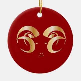 Year of the Ram / Sheep Ornament
