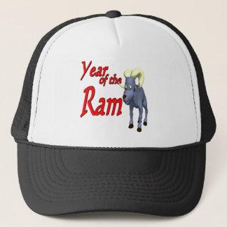 Year Of The Ram Trucker Hat