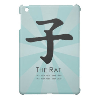 Year of the Rat Cover For The iPad Mini