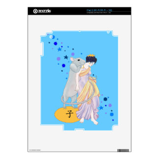 Year of the Rat iPad 2 Decals
