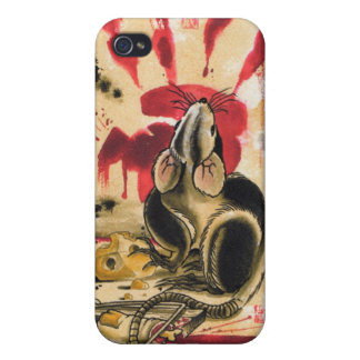 """""""year of the Rat"""" iPhone 4/4S Cover"""