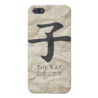 Year of the Rat iPhone 5 Case