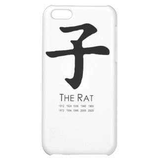 Year of the Rat iPhone 5C Covers