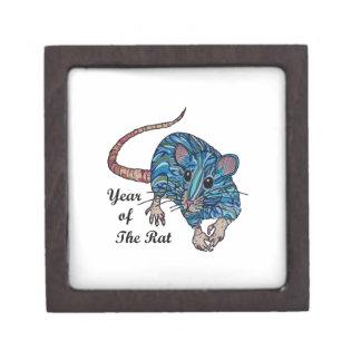 Year Of The Rat Premium Jewelry Boxes