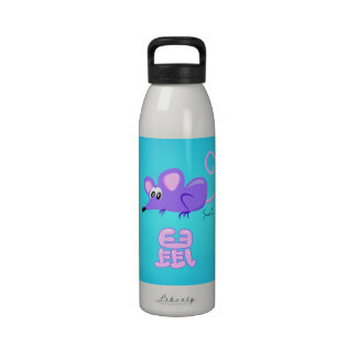 Year of the Rat Reusable Water Bottles