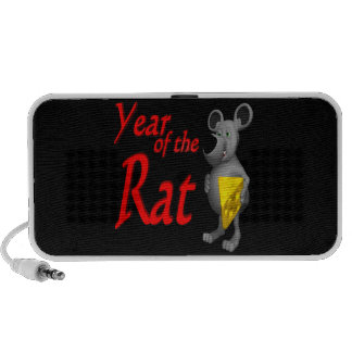 Year Of The Rat PC Speakers