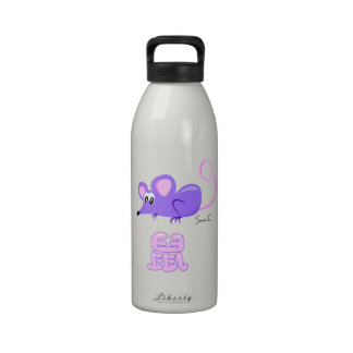 Year of the Rat Water Bottle