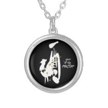 Year of the Rooster - Chinese Zodiac Silver Plated Necklace