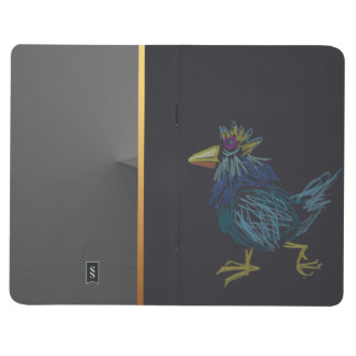 Year of the Rooster - Drawing - Pocket Journal