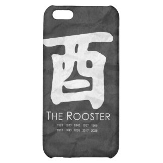 Year of the Rooster iPhone 5C Covers