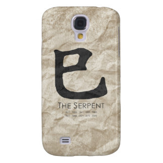 Year of the Serpent Galaxy S4 Cases