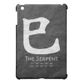 Year of the Serpent iPad Mini Case