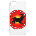 Year of the Sheep 1967 iPhone 5 Covers