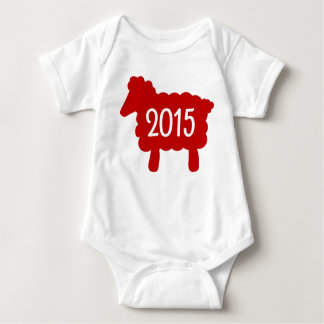 Year of the Sheep 2015 Baby Infant Creeper