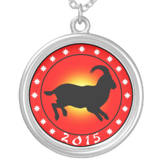 Year of the Sheep 2015 Necklaces