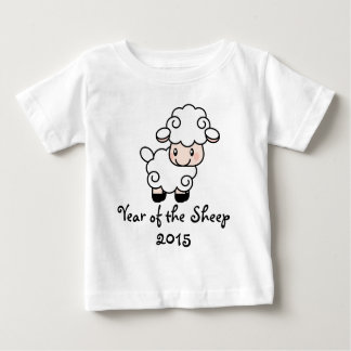 Year of the Sheep Baby T-Shirt