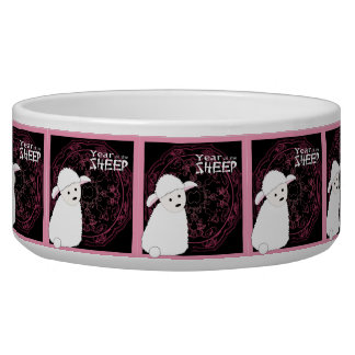Year of the Sheep! Bowl