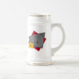 Year of The Sheep Ram Goat Symbol Coffee Mug