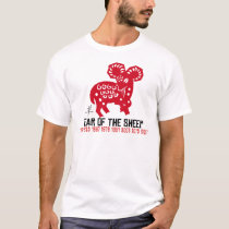 Year of The Sheep Ram Goat T-Shirt