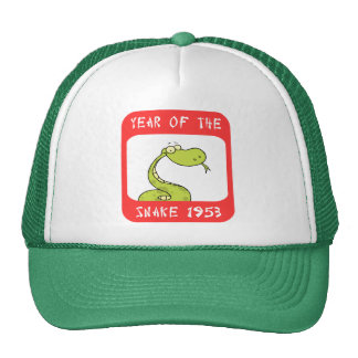 Year of The Snake 1953 Trucker Hat