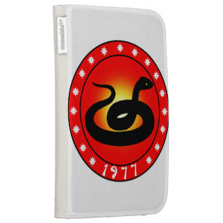 Year of the Snake 1977 Kindle 3 Covers