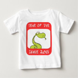 Year of The Snake 2013 Baby T-Shirt