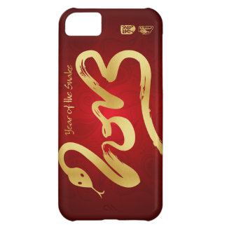 Year of the Snake 2013 - Chinese New Year iPhone 5C Cover