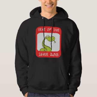 Year of The Snake 2013 Hooded Pullover