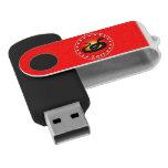 Year of the Snake 2013 Swivel USB 2.0 Flash Drive