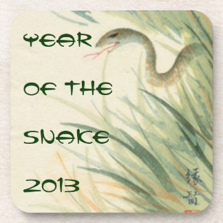 Year of the Snake coaster