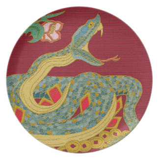 Year of the Snake Dinner Plate