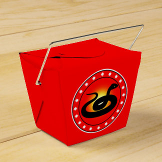 Year of the Snake Favor Box