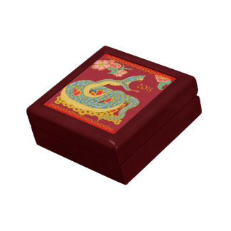 Year of the Snake Jewelry Box