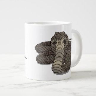Year of the Snake Glass Jumbo Mug