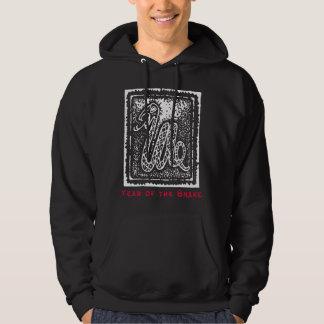 Year of The Snake Hooded Sweatshirt