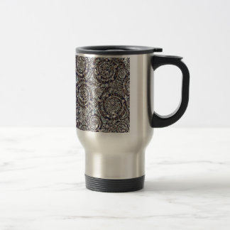 year of the snake 15 oz stainless steel travel mug
