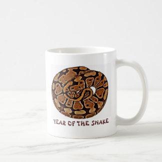 Year of the Snake Mug 2013
