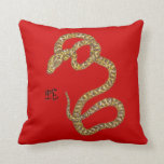 Year of the Snake Pillows