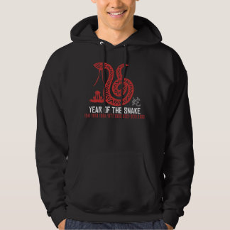 Year of The Snake Pullover