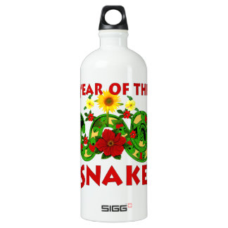 Year Of The Snake SIGG Traveler 1.0L Water Bottle