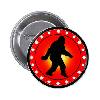 Year of the Squatch Pinback Button