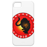 Year of the Tiger 1938 iPhone 5 Cover