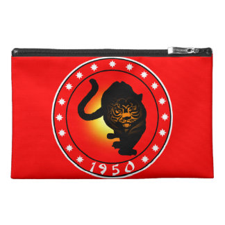 Year of the Tiger 1950 Travel Accessories Bag