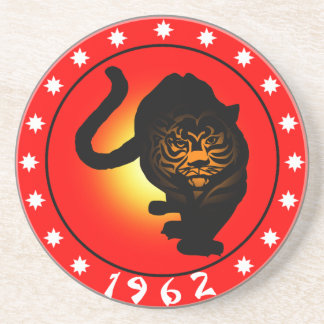Year of the Tiger 1962 Coaster
