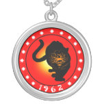 Year of the Tiger 1962 Custom Necklace