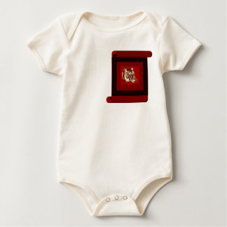 Year of the tiger 2010 baby bodysuit